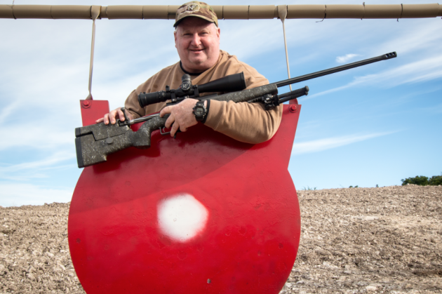 How the 4,210-Yard Rifle Shot Was Made