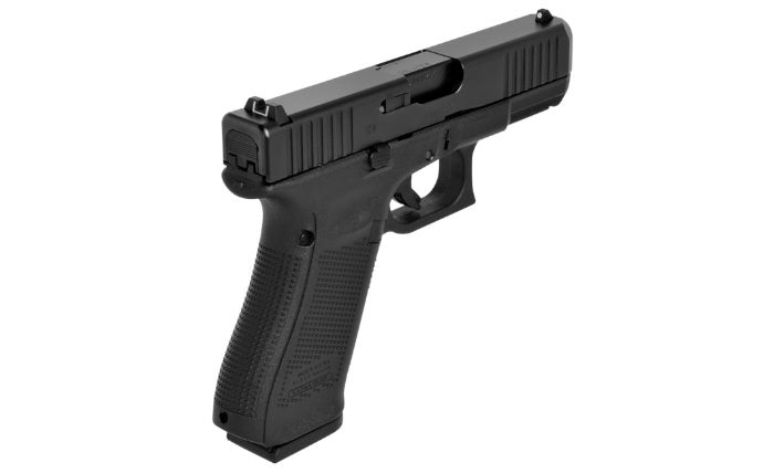 The short slide makes the gun better for concealed carry, especially for those with larger hands who find the full size G17 grip easier to handle.