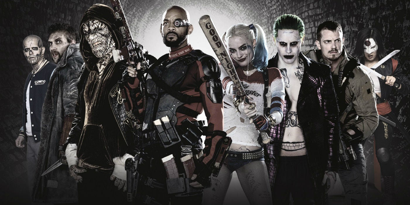 The Guns of Suicide Squad