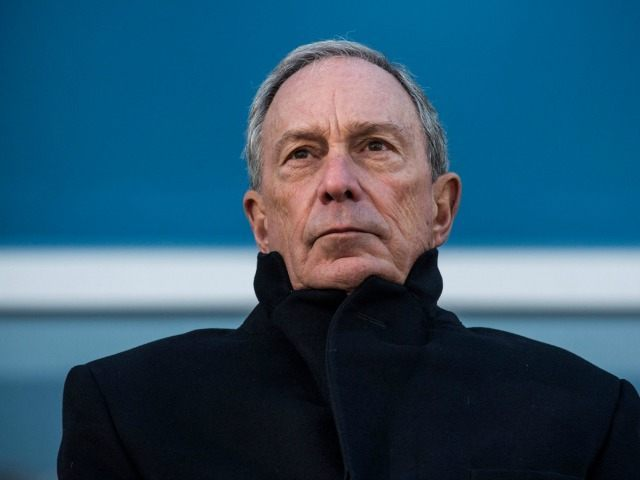 Breitbart: Bloomberg Had Gun Rights Supporter Cut From Couric Documentary