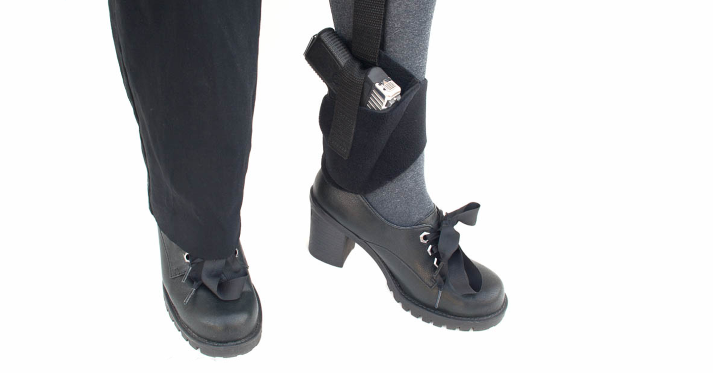 The Ankle Holster: Pros and Cons