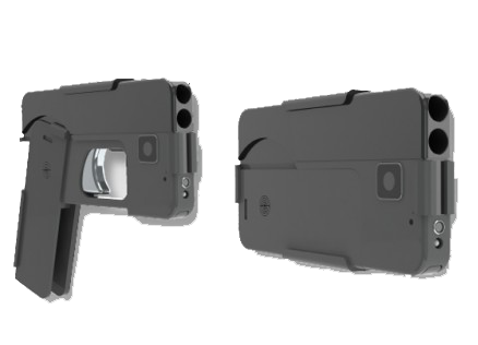 No, This Folding Gun is Not Made By Criminals to Fool Police