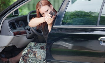 Self Defense with a Firearm Inside Your Car
