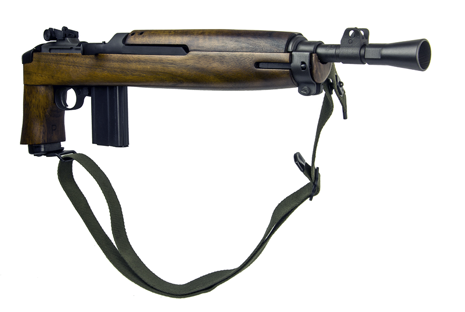 The M1 Carbine: Then and Now