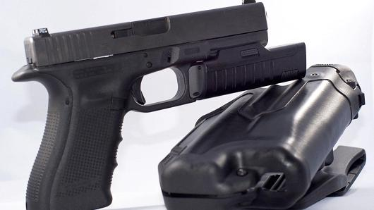 Company Testing Gun-Mounted Cameras for Police