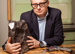 Cabot Guns Making M1911s From a Meteorite