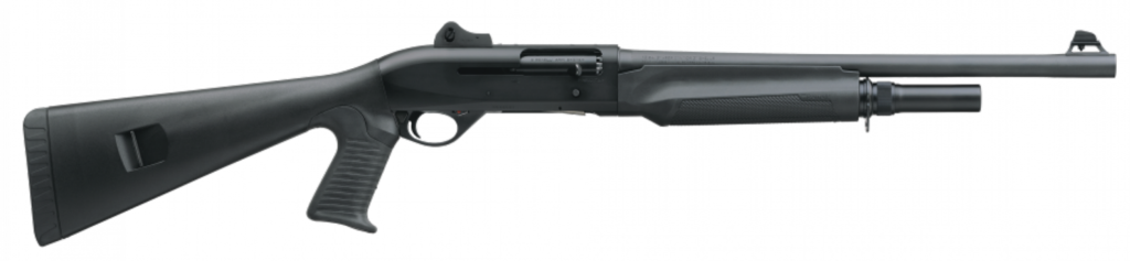 The Benelli M2 Tactical