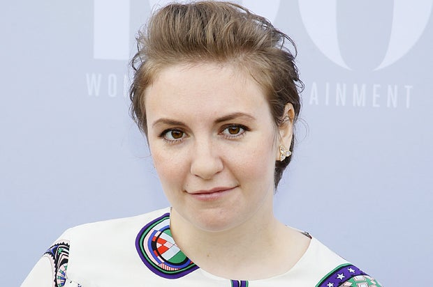 Lena Dunham Wants Gun Removed From Bourne Ads