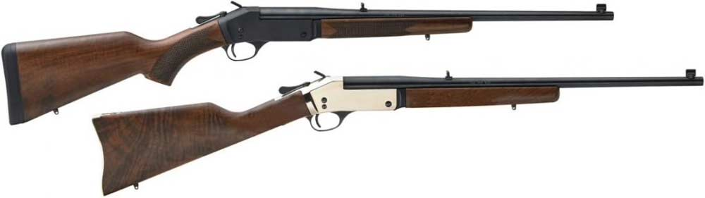 two new henry rifle models