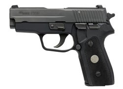 SIG Sauer Single-Stack P225: Coming to the Range