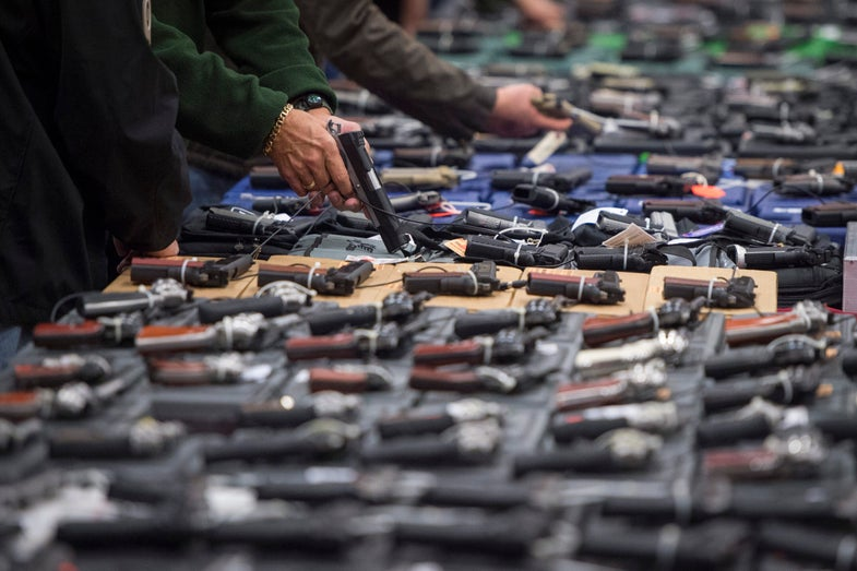 """New """"Virginia Compromise"""" Bill Affects Concealed Carry, Gun Sales"""