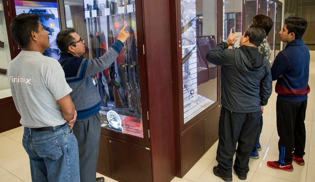 Mexico: An Example of Restricted Constitutional Gun Rights
