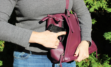 Concealed Carry Purse Test