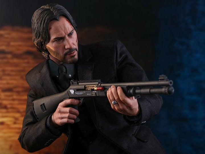 john wick chapter 2 collectible figure