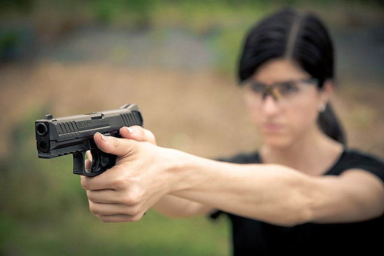 More Women Than Ever Are Carrying Firearms