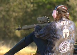 Taya Kyle Wins $1M for Charity With TrackingPoint Rifle