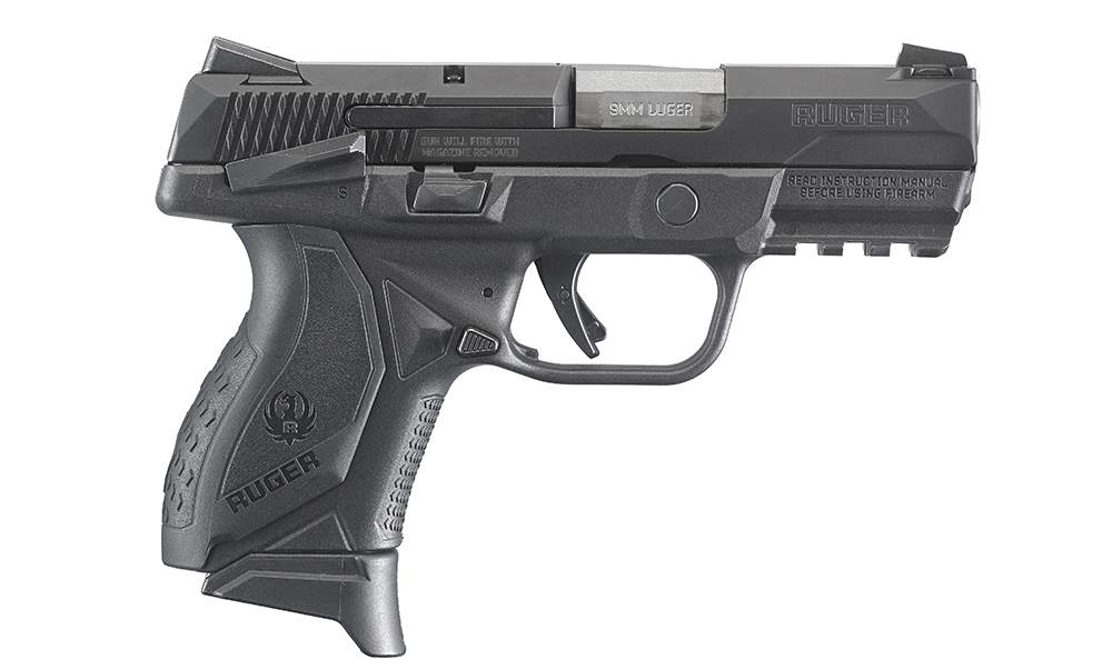 Ruger American Pistol Compact: Coming to the Range