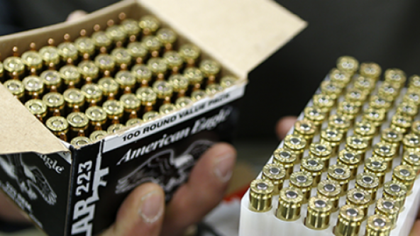 New TV Ads Attack California Ammo Bill
