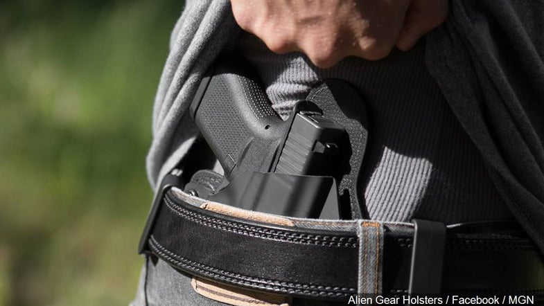 DC Gun Ruling Leads to Surge in Carry Permit Applications