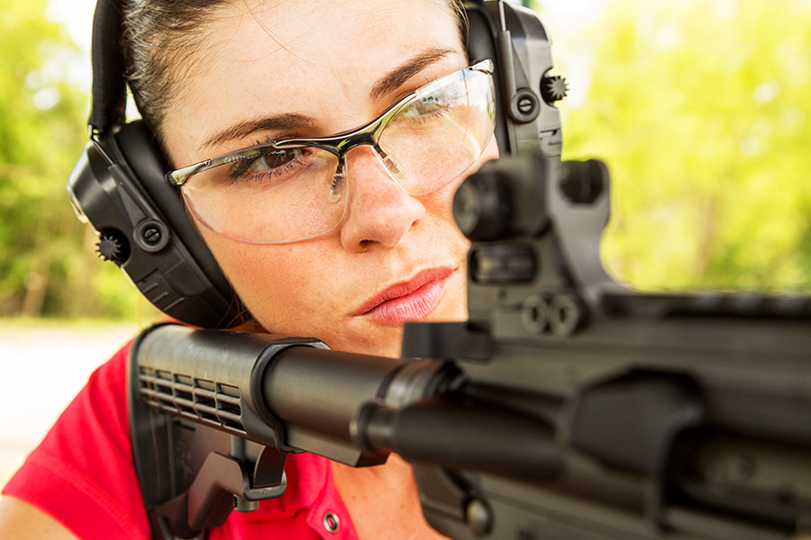 Why You Should Always Wear Shooting Glasses