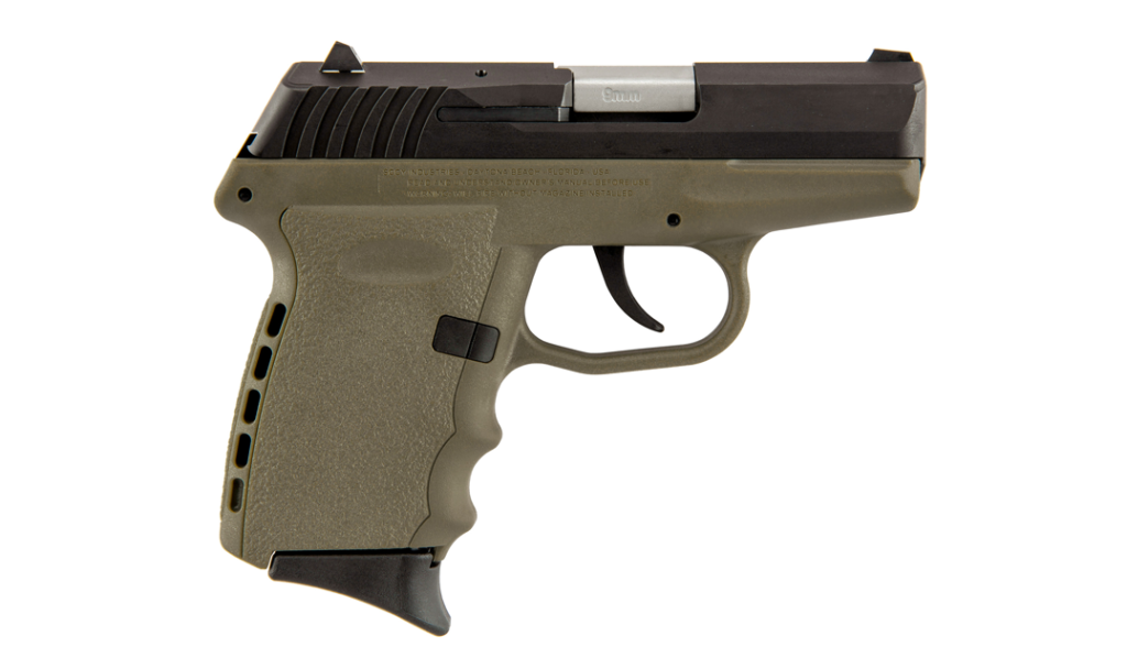 SCCY CPX-2 pistol