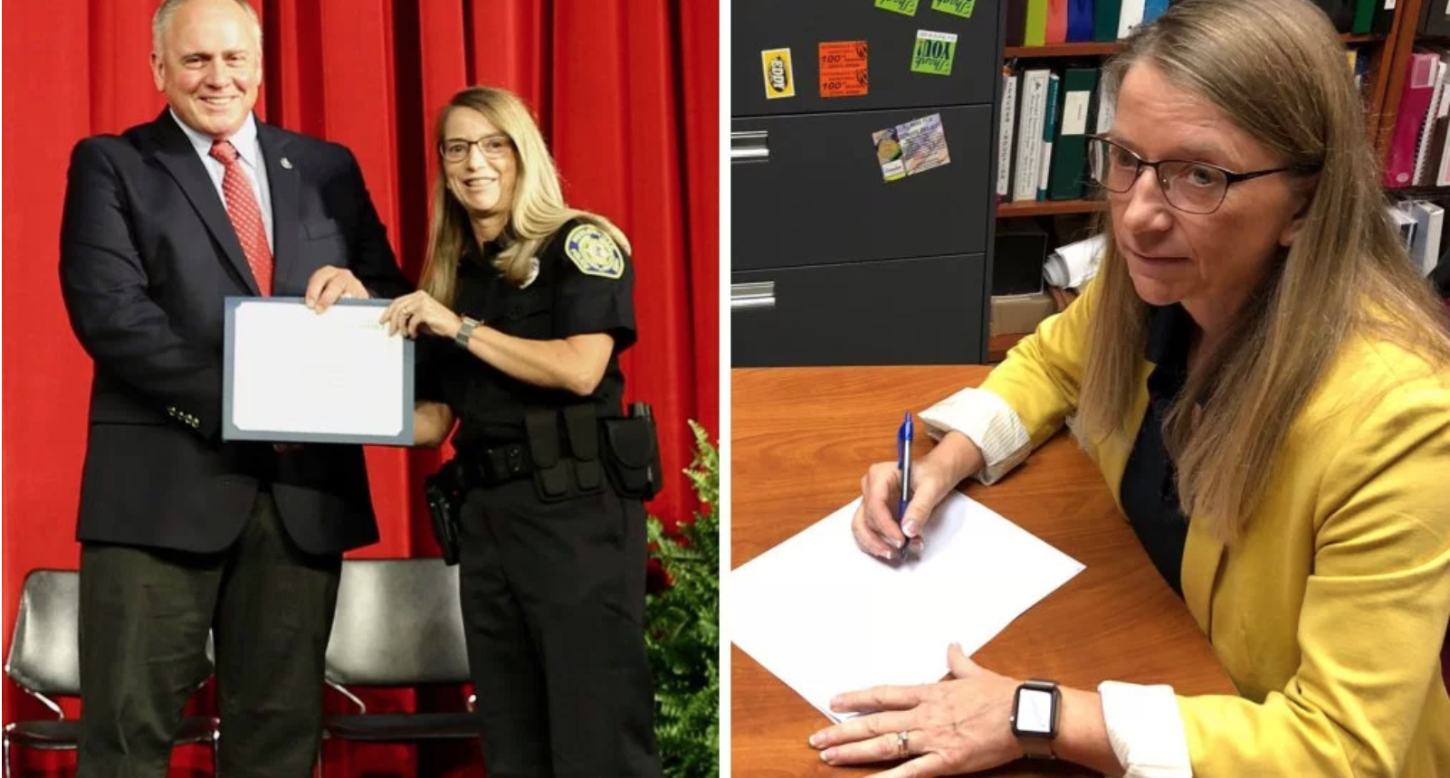 School Superintendent Becomes Cop to Protect Students