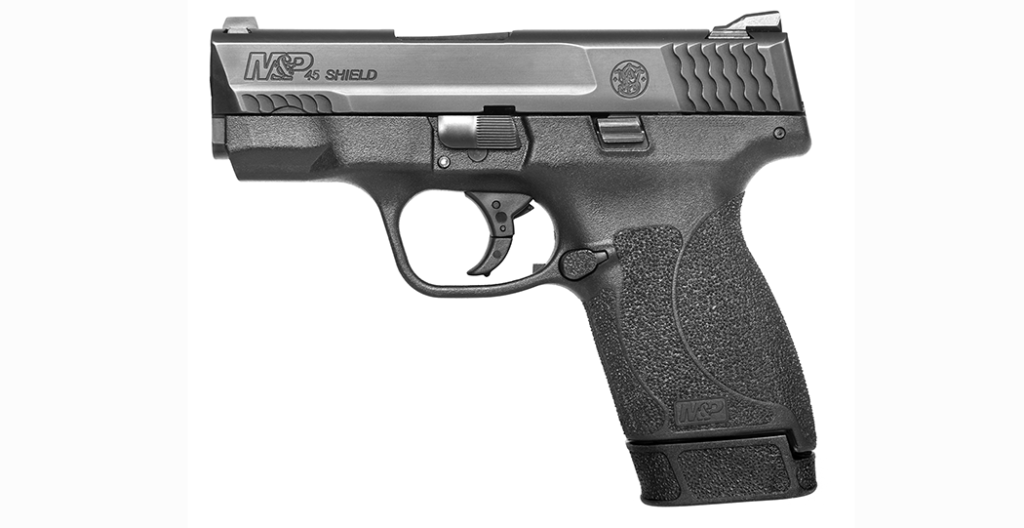 The new Smith & Wesson M&P45 Shield.
