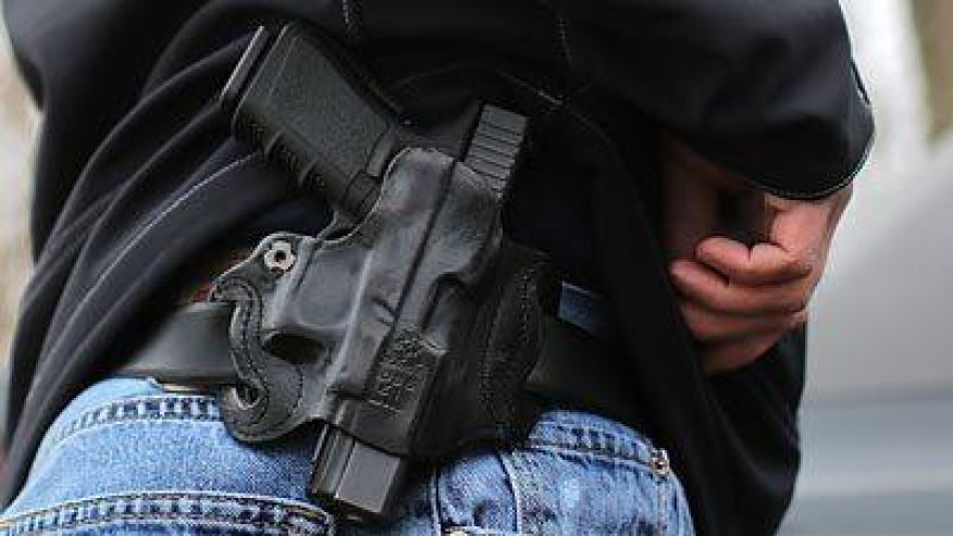 Concealed Carrier Saves Cop From Mob