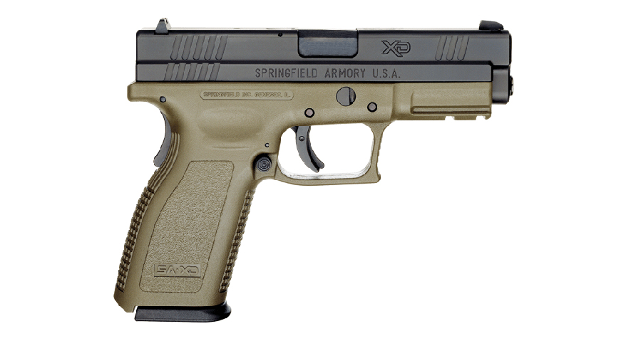 Ten Best Handguns for Women