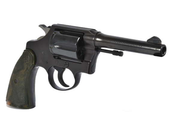 Gift Gun from Elvis Nets $10K at Auction