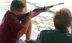Boy Scouts Use Suppressors on Firearms for First Time