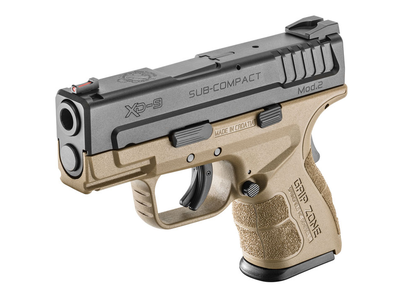 Coming to the Range: Five New Springfield Pistols