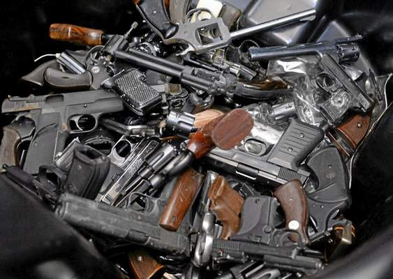 Federal Gun Buyback System Proposed—While Such Programs Fail in NYC