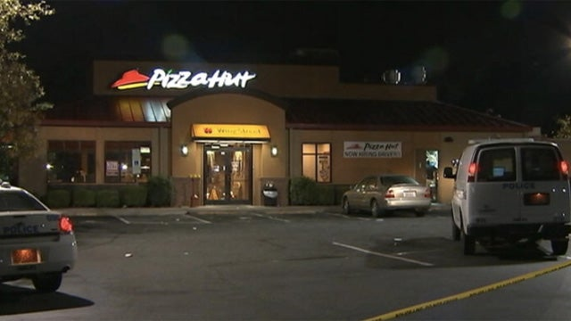 Armed Pizza Hut Employee Stops Armed Robbery
