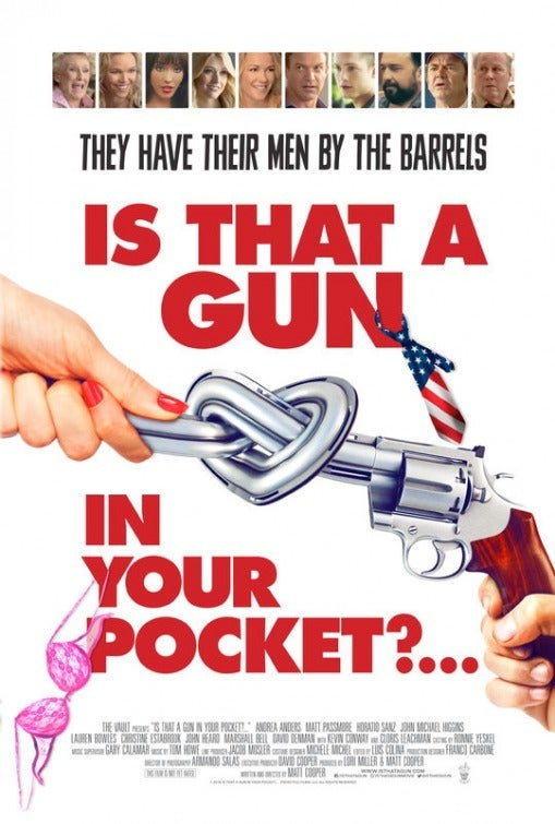 New Movie Plot: Women Withhold Sex to Make Men Give Up Guns