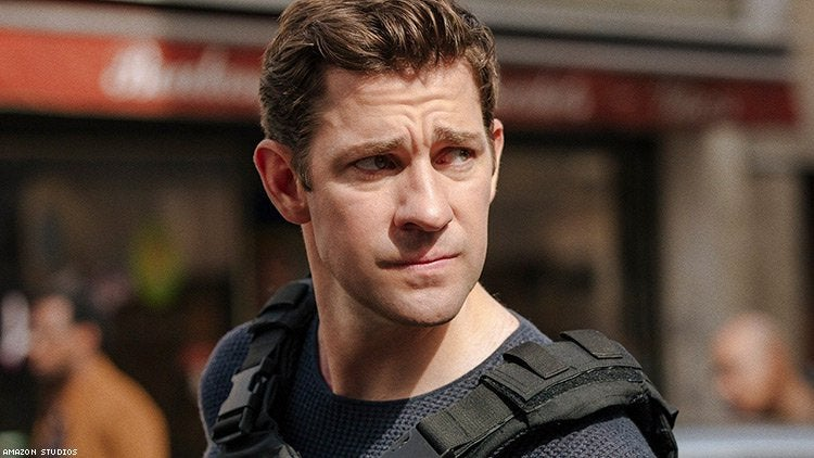 The new show from Amazon *Tom Clancy's Jack Ryan* with John Krasinski in the lead has seen success on the small screen and a second season is in the works.