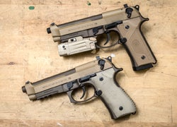 Coming to the Range: Beretta Now Shipping M9A3 Pistol