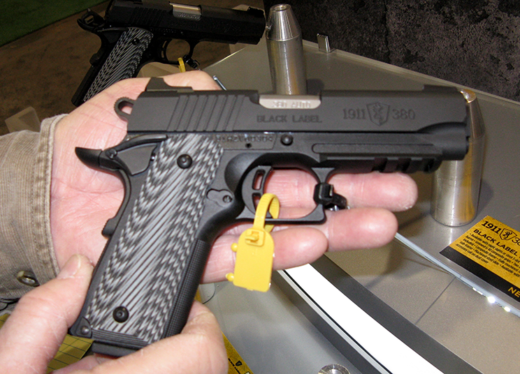 Coming to the Range: Browning 1911-380