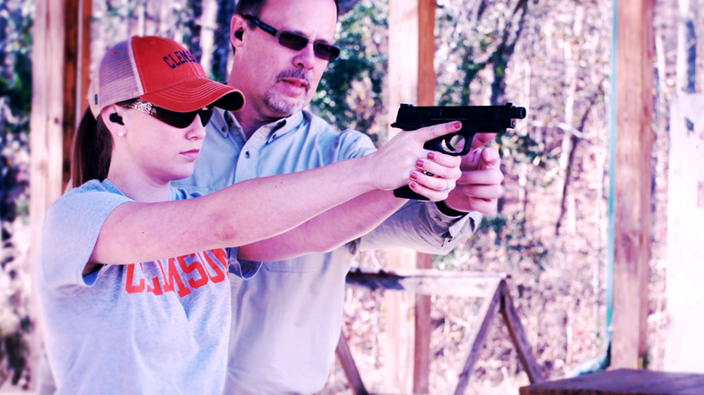 Let Your Sights Wobble…To Shoot Straight