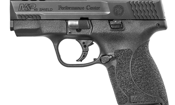 S&W Performance Center Ported M&P45 Shield: Coming to the Range