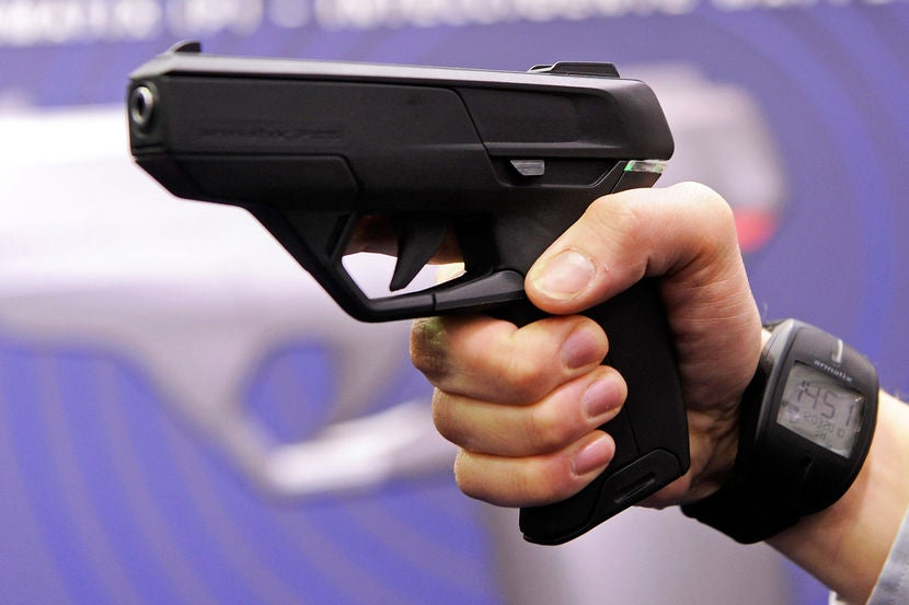 Feds' Smart-Gun Report May Be Released This Week