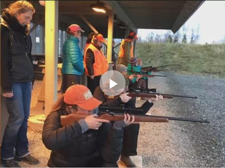 Increase in Female Hunters Leads to Women Only Classes in Alaska