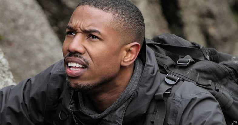 Michael B Jordan to Play Clancy's Other Badass Character