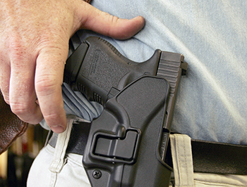 Concealed Carry vs. Open Carry