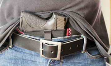Concealed-Carry Locations for Women