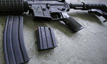 AR Rifles Selling Out In California Ahead of New Laws