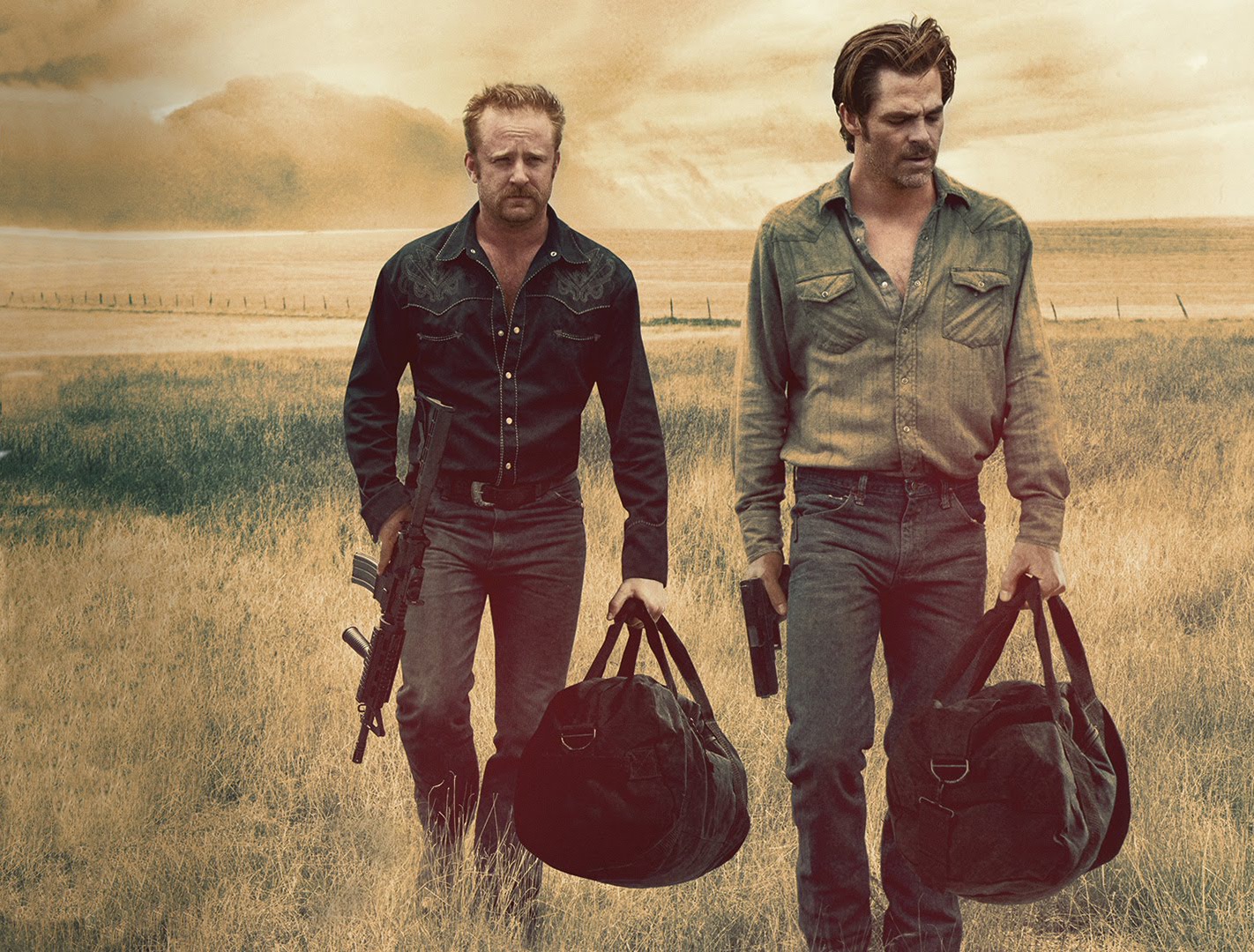 The Guns of 'Hell or High Water'