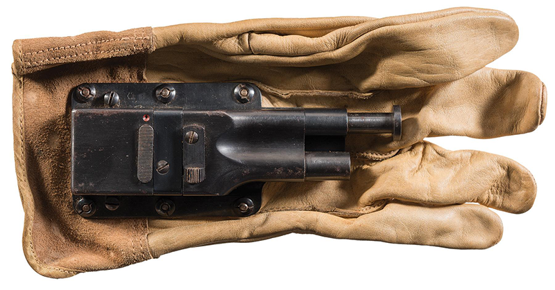 Glove Gun Made Famous in Inglourious Basterds Up for Auction