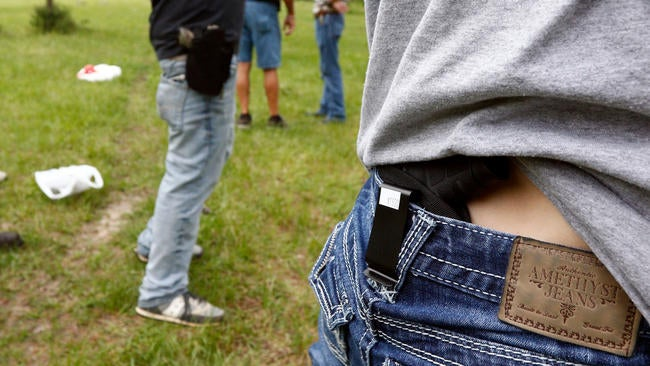 California Appeals Court Ruling: Americans Have No Constitutional Right to Carry