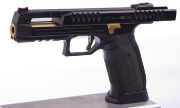 A Look at the Laugo Arms Alien Pistol